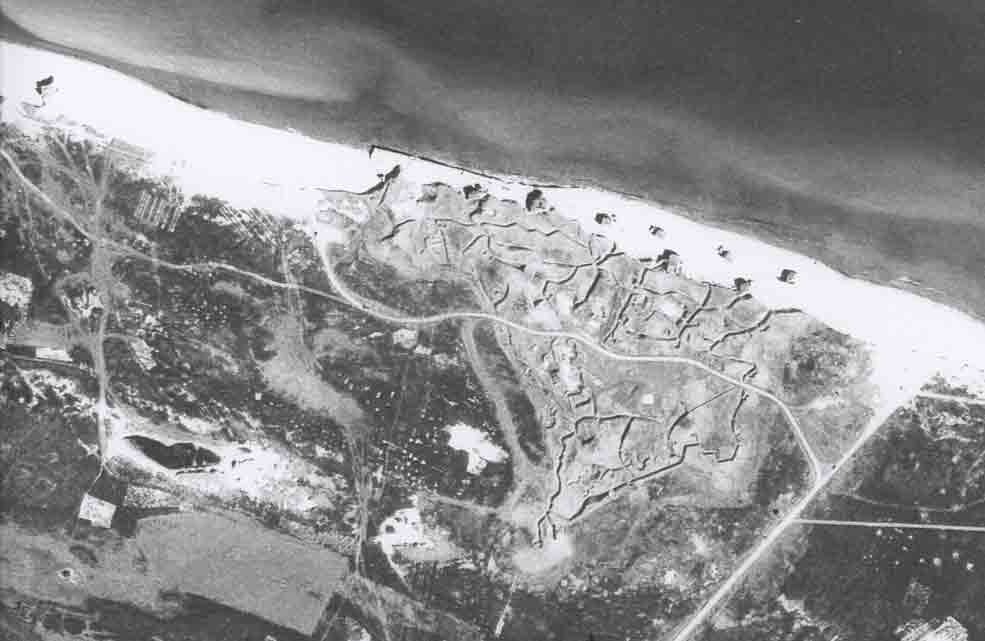 luftfoto danmark 1954